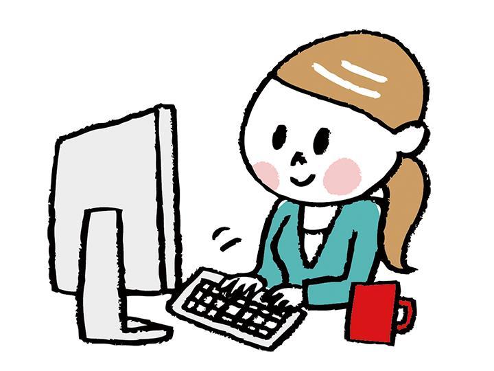 【事務スタッフ】☆ワキアイアイとした職場でカンタン軽作業☆