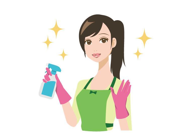 【清掃スタッフ】働くママさん応援中!!保育料補助アリ♪休みもしっかりとれますよ♪