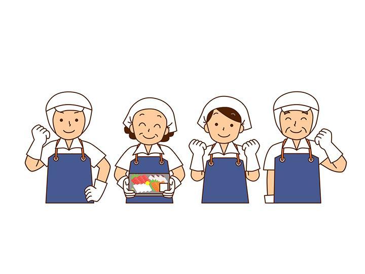 【スーパーマーケットの品出しスタッフ(鮮魚)】接客ほとんどナシ♪パックに詰めるだけのカンタン作業です☆