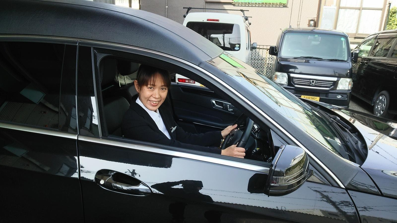 【ドライバー】研修中は丁寧に教えるので安心してください♪