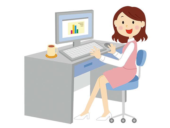 【事務スタッフ】大手専属なので安定して働けます!未経験さんもお待ちしてます★