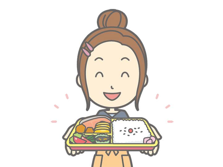 【お弁当の盛付】30~50代の主婦さん活躍中♪扶養内にぴったり◎