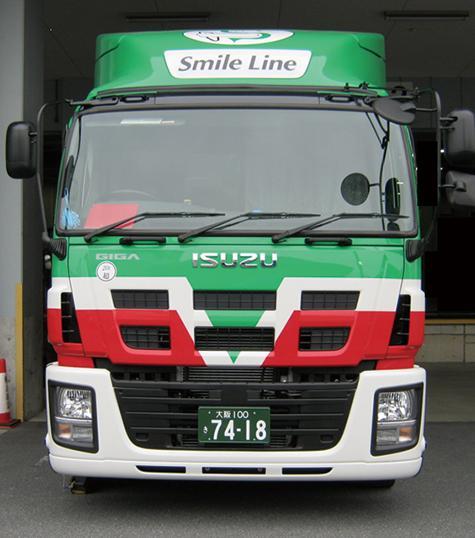 【大型ドライバー】東証一部上場企業100%子会社で安心の待遇♪年間休日123日のゆとりある働き方