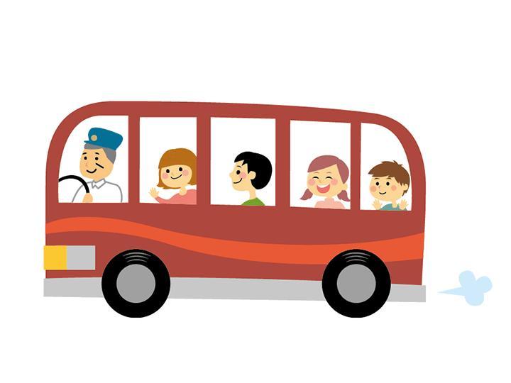 【バス添乗スタッフ】4職種大募集♪子ども好きにはぴったり☆無資格OKも有◎