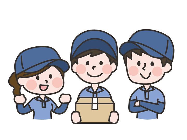 【小荷物の配送スタッフ】未経験OK◎必要なのは免許だけ♪☆月収30万円以上も可☆