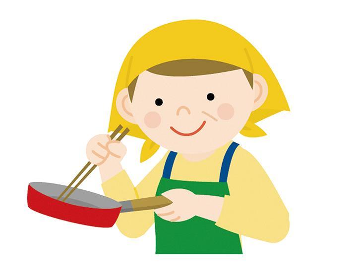 【まかないスタッフ】アナタの得意なお料理をつくれば大丈夫♪ 栄養管理も特に必要ありません!