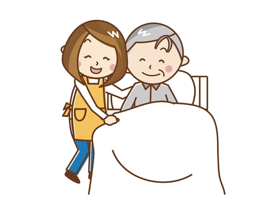 【夜間世話人 】一般的な家事ができる方なら大丈夫♪シニアも活躍中◎