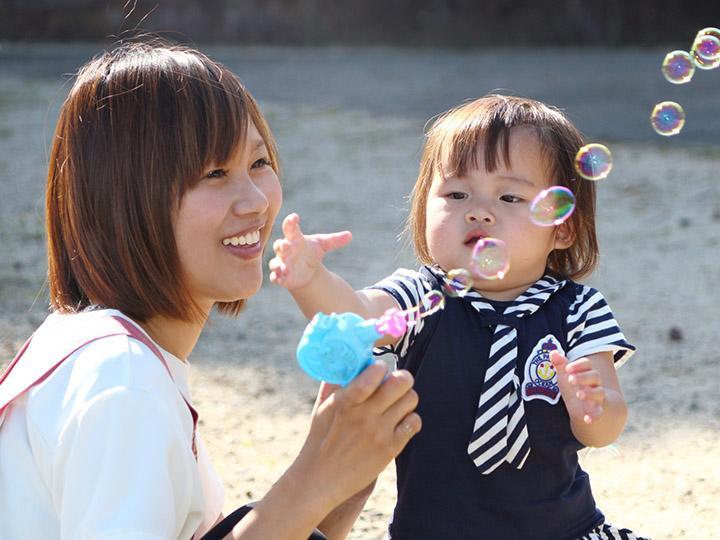 【保育士】大阪大学内の学内保育園です♪
