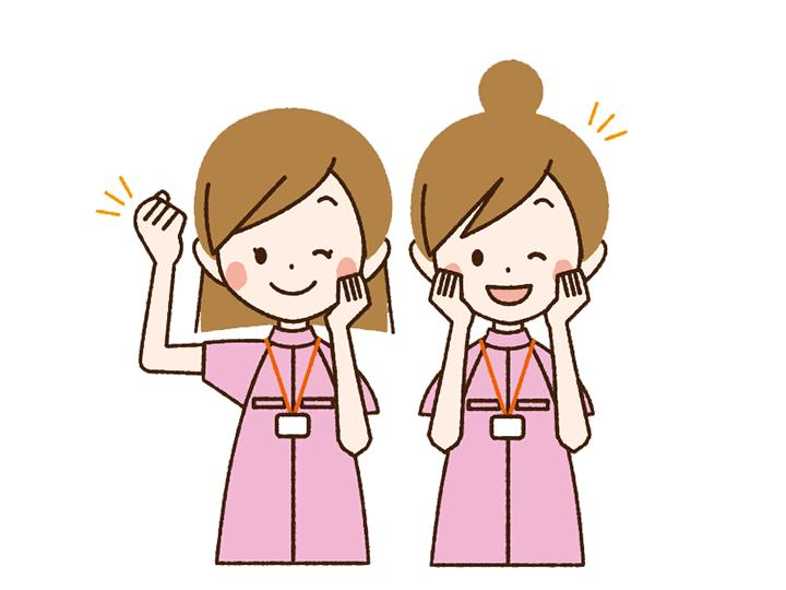 【介護職員】☆おウチの近くで働こう☆シニアの方も活躍中◎