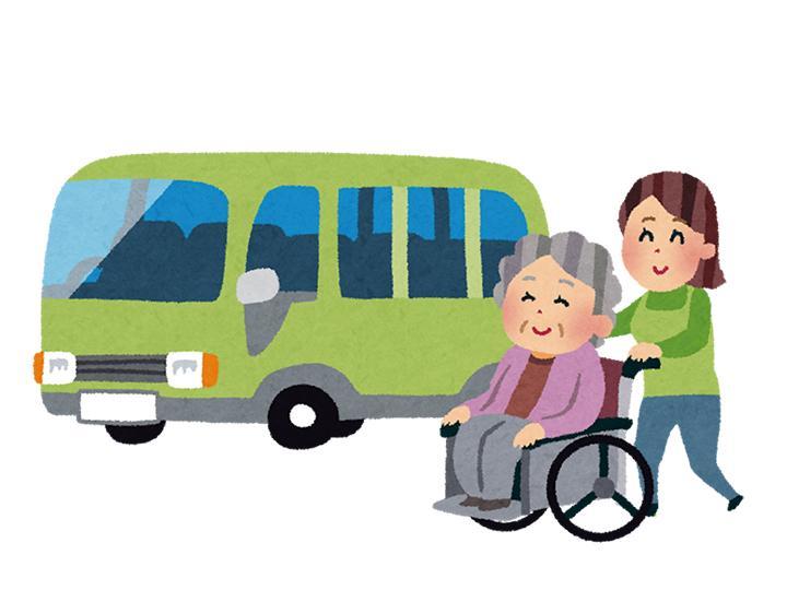 【送迎ドライバー】パートさんは無資格もOK◎始めての介護でも充実研修アリ安心です!