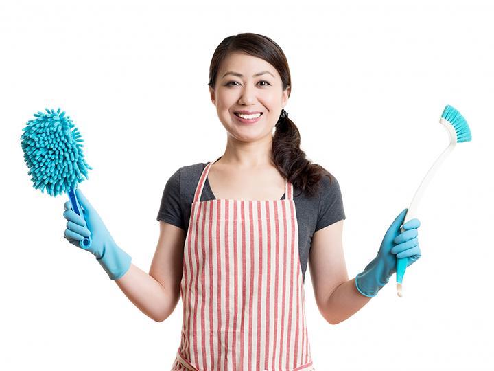 【清掃スタッフ】施設の快適さを保つ朝の大切なお仕事です☆