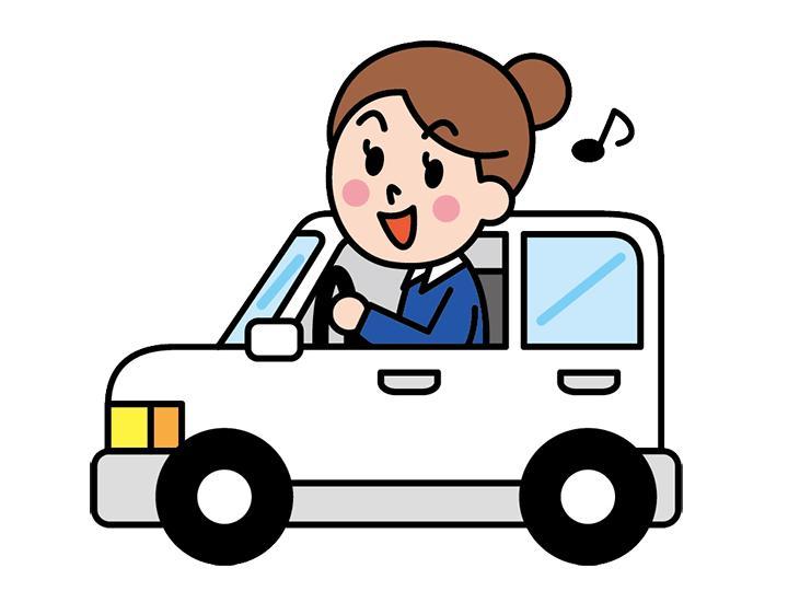 【送迎ドライバー】朝だけ!!夕だけ!!OKです♪ 必要なのはAT免許だけ☆