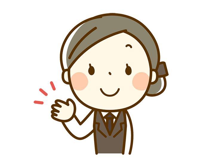 【受付スタッフ】未経験OK!!キレイな施設で快適に♪ビッグチャンスですよ!