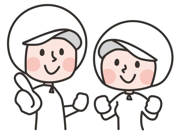 【配膳スタッフ】週2日~、1日4h~OK!!土・日・祝のみもOK!!働き方選べます☆