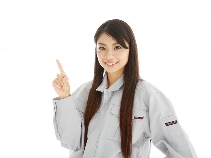 【フォークリフトによる荷役作業及びラインオペレーション】☆女性スタッフ活躍中☆物流に欠かせない縁の下の力持ち!正社員登用もあり♪