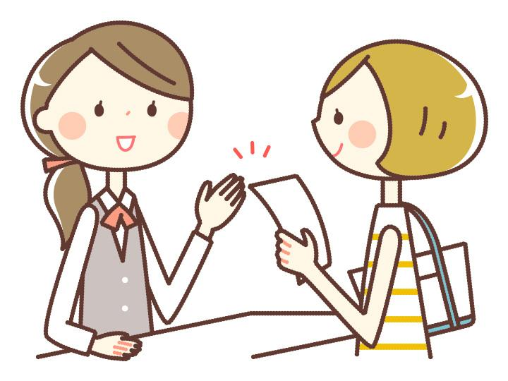 【受付スタッフ】残業ほぼナシ!!残業代は1分単位で支給♪有給消化率100%☆