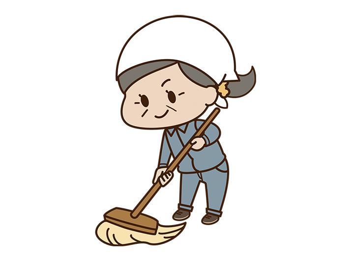 【施設の清掃】【急募】きれいな職場で働きやすい♪1日4hの毎日の運動とお小遣い稼ぎ◎