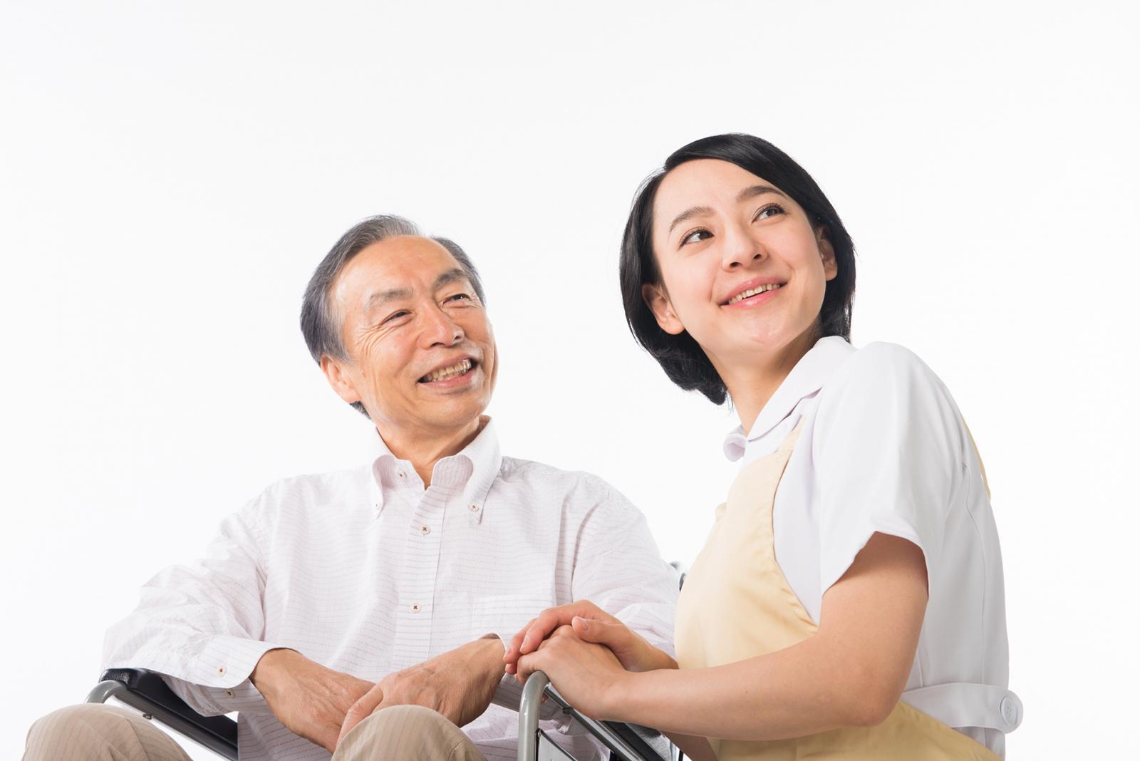 【介護職員】働き方はアナタが決める!育児・家事両立ラクラク♪
