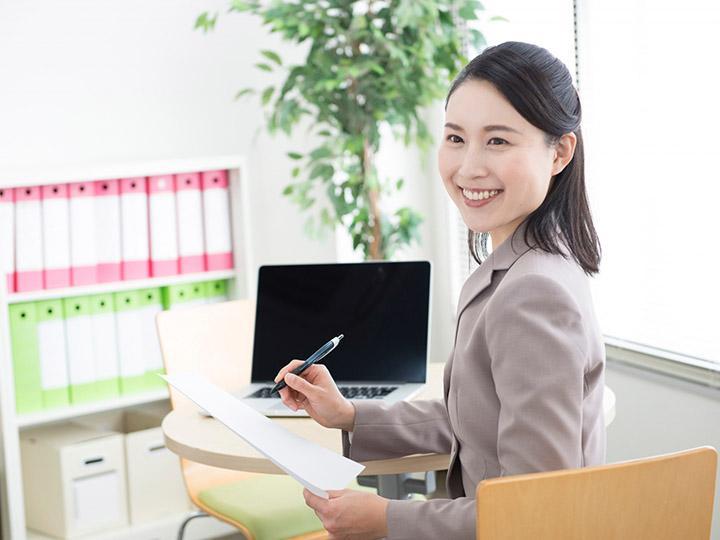 【事務補助スタッフ】家事・育児と両立◎働きやすさが魅力です☆