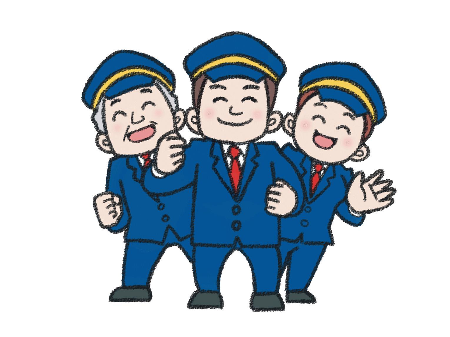 【施設警備員】☆警備業45年の実績がある会社☆