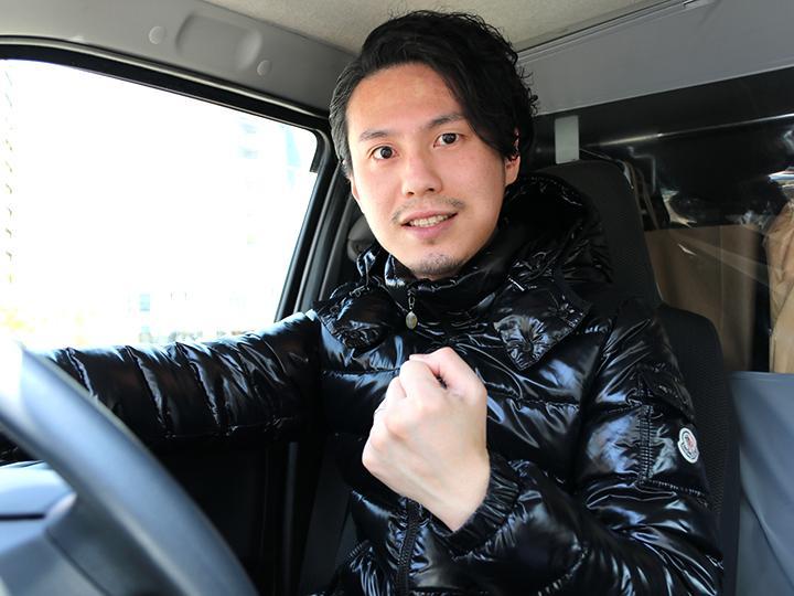 【2tトラック運転手 】☆★運転や機械いじりが好きな方歓迎★☆