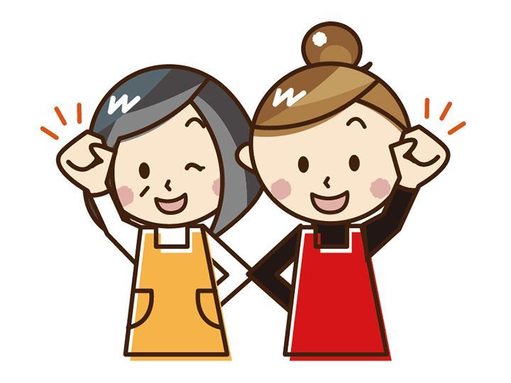 【洗浄スタッフ 】☆★土日祝はお休み★☆子育て中のママさん活躍中!