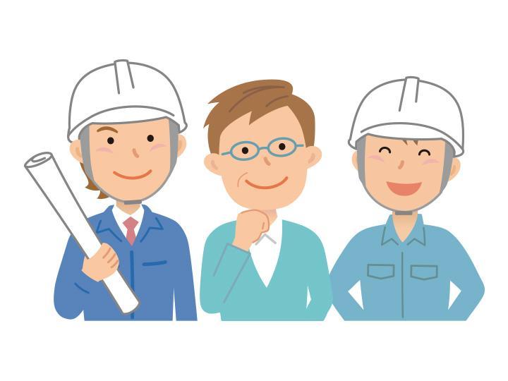 【建設関係作業員】未経験OK◎資格取得全面支援します!