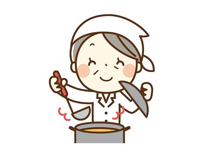 【調理員】☆未経験スタッフも活躍中☆まごころと思いやりを大切にしています♪