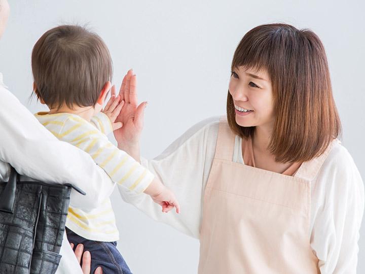 子ども好きな方注目!10年後の笑顔のための大切なシゴトです