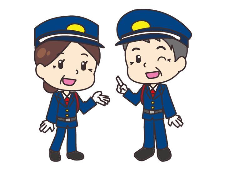 【巡回警備】小学校の安全を守るお仕事☆
