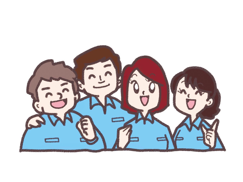 【工場内作業スタッフ】急募!!未経験OK◎日払いOK◎翌日からの勤務OKです!!